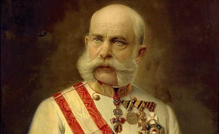 Empereur François Joseph Ier d'Autriche