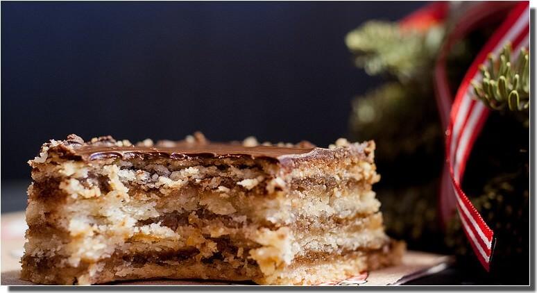 Gâteau Gerbaud Zserbö