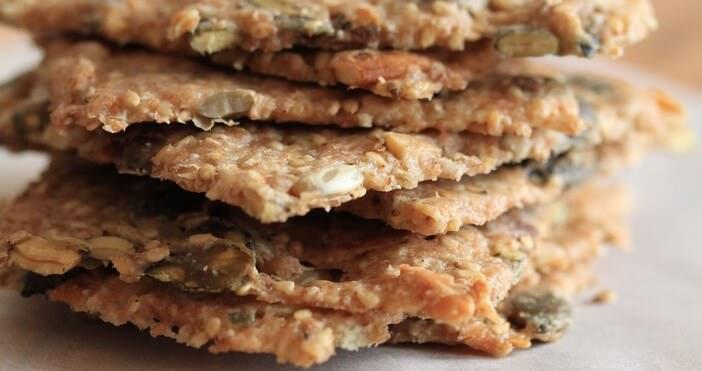Knækbrød crackers danois