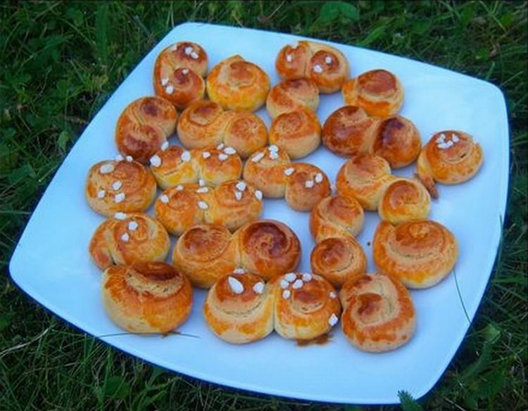 Koulourakia ; petits gâteaux grecs pour célébrer Pâques (Recette grecque)