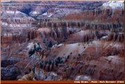 Paysage cedar breaks national monument