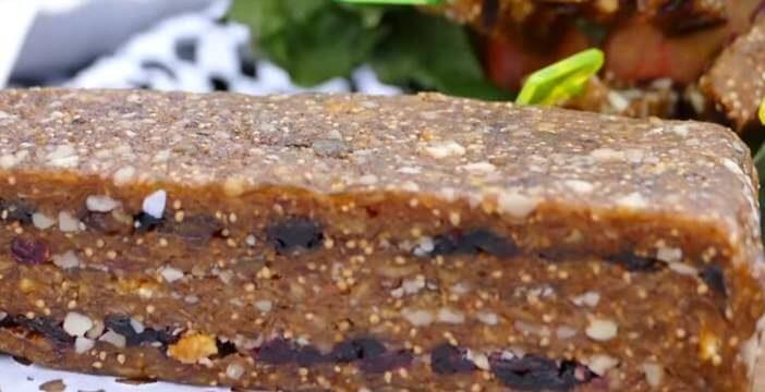 Smokvenjak Gateau croate aux figues et aux noix