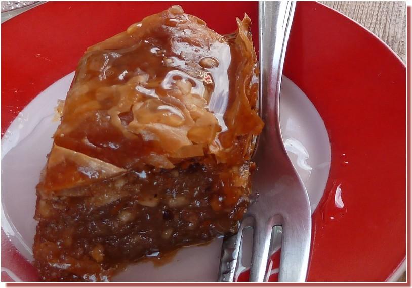 Recette baklava serbe une douceur venue de l 39 orient for Cuisine patisserie