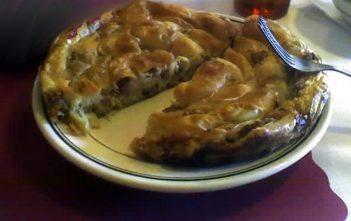 Recette Du Burek Serbe A La Viande Cuisine Serbe