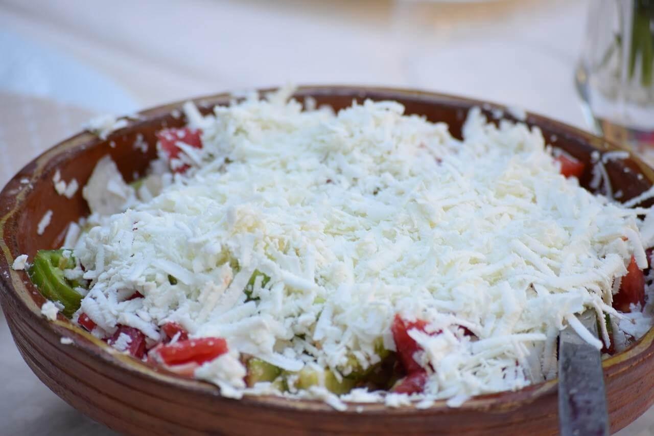 chopska salata salade sopska