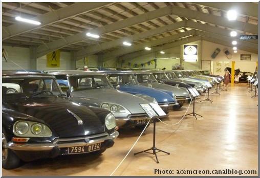 citromuseum musée automobile citroen