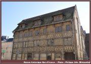 dieppe maison historique