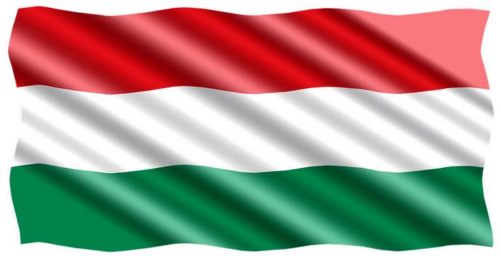 drapeau de Hongrie