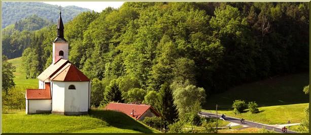eglise slovenie