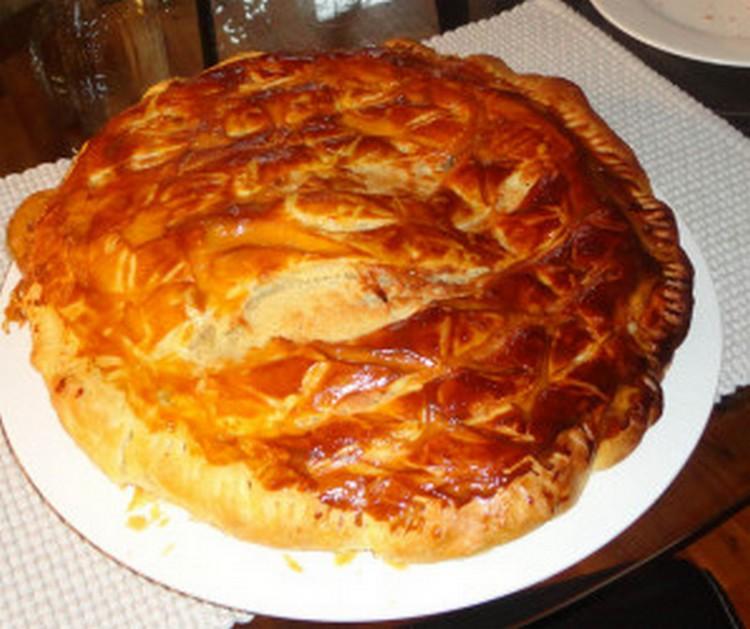 Recette galette des rois la frangipane cuisine fran aise - Recette cuisine traditionnelle francaise ...