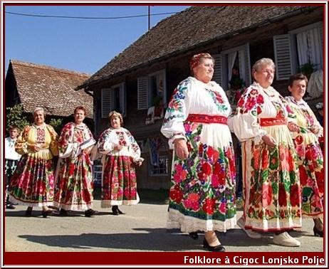 cigoc folklore croatie lonjsko polje
