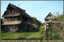 lonjsko polje maison ancienne