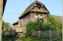 lonjsko polje maison traditionnelle