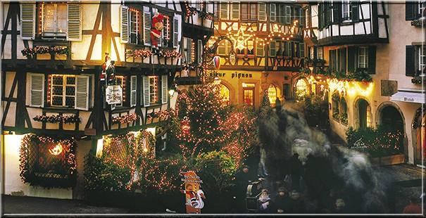 Marché De Noel Strasbourg Hotel.Les Meilleurs Marchés De Noël En Europe