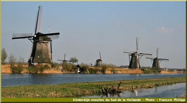 moulins nederlands pays bas