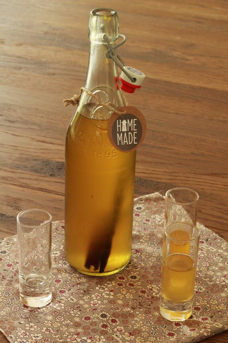 orangecello homemade recette italienne toscane
