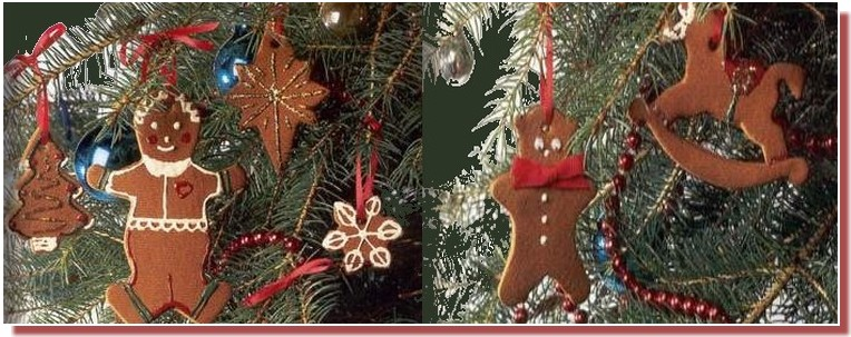Bredele fabriquez vos d corations de no l la cannelle - Faire ses decorations de noel ...