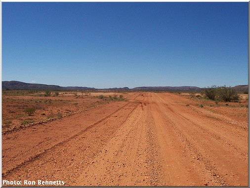 outback motorway
