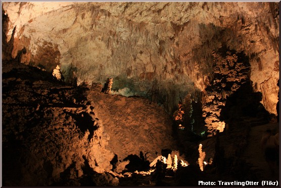 skocjan grotte slovénie
