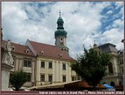 sopron eglise vue grand place