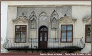 sopron facade balcon