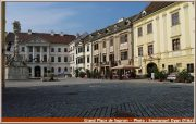 Sopron grand place