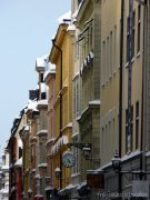 stockholm rue horloge