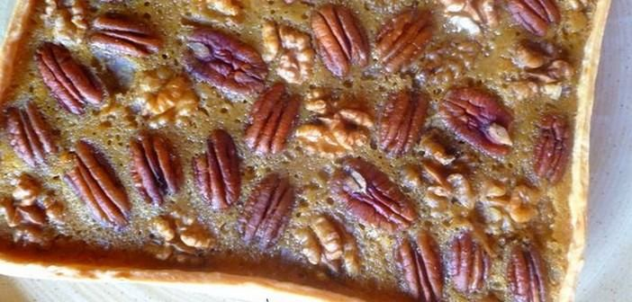 tarte aux noix du perigord