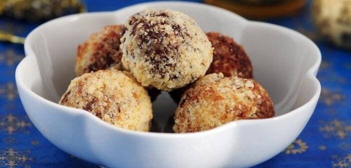 Recette de truffes aux amaretti une tuerie cuisine italienne - Cuisine italienne recette ...