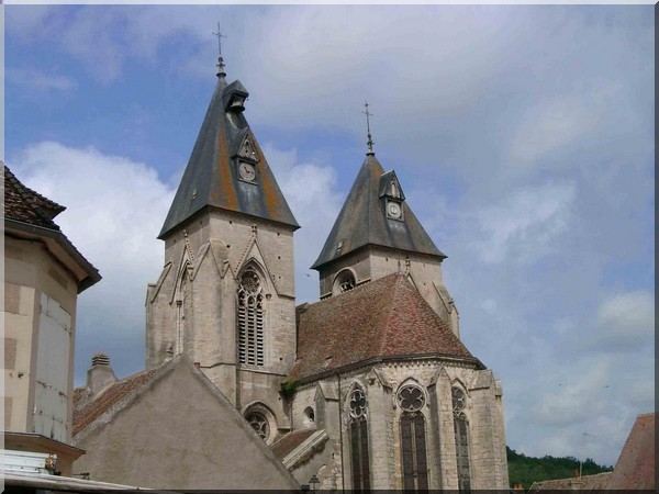varzy en vezelay eglise clocher