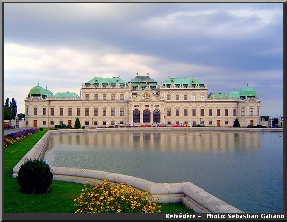 vienne belvedere hofburg