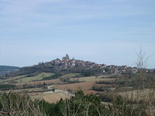 vue vézelay par chatel