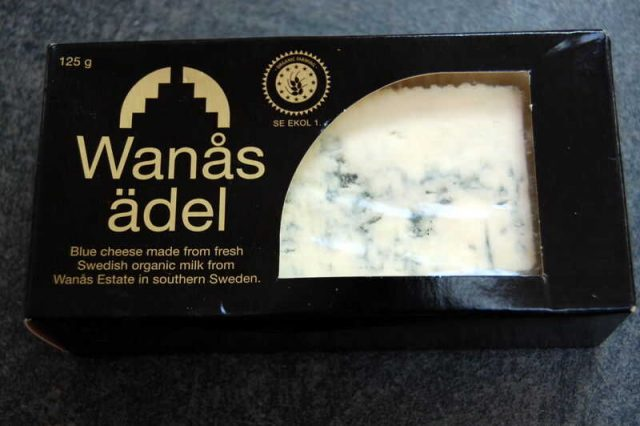 wanas adel fromage bleu suédois