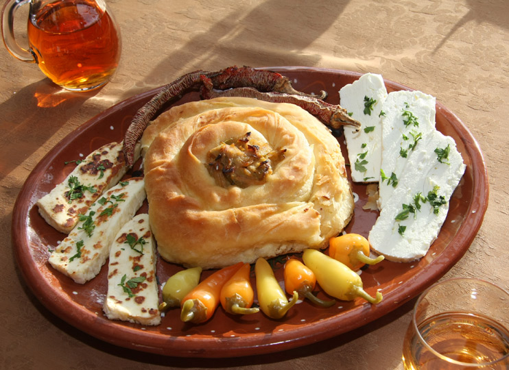 Cuisine des Balkans ; un creuset d'influences