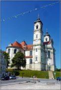 Abbaye d'Ottobeuren ; superbe église baroque de Souabe (Tourisme Bavière) 2