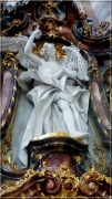 Abbaye d'Ottobeuren ; superbe église baroque de Souabe (Tourisme Bavière) 26