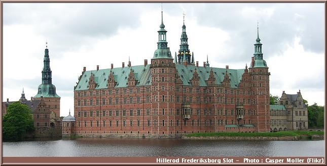 Frederiksborg Slot hillerod danemark