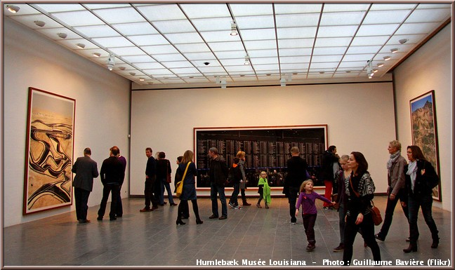 Humlebæk Musee louisiana danemark