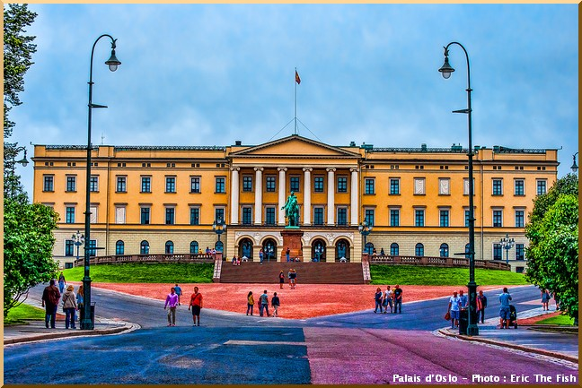 Oslo palais