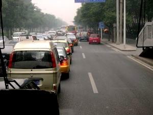 Pekin embouteillages