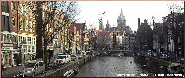 Vacances pays bas amsterdam et la hollande l 39 autre pays du fromage ideoz voyages - Office du tourisme d amsterdam ...