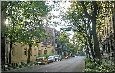aparthotel sodispar rue cracovie
