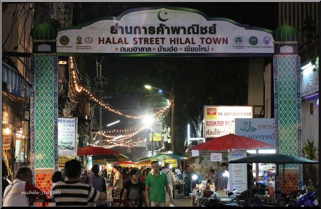 bangkok halal street hilal town