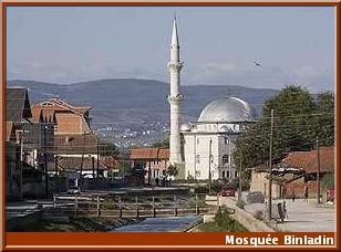 binladen mosquee kosovo