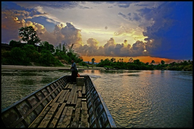 isan thailande fleuve