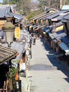 japon rue typique kansai