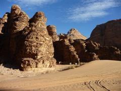 jordanie sept piliers