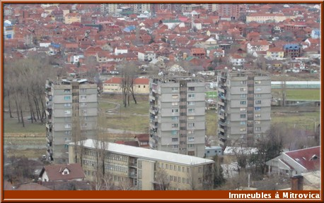 kosovska mitrovica immeubles