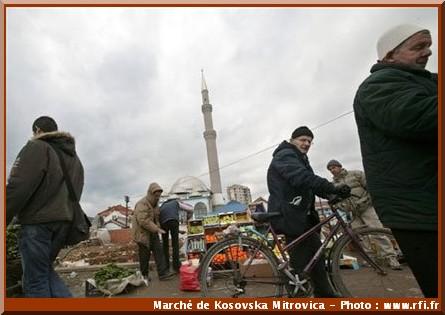 kosovska mitrovica marche