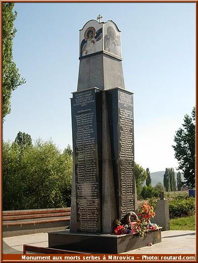 Kosovska Mitrovica; une ville partagée, symbole de la division (Tourisme Kosovo) 2